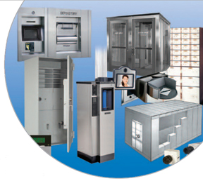 security systems banks equipment